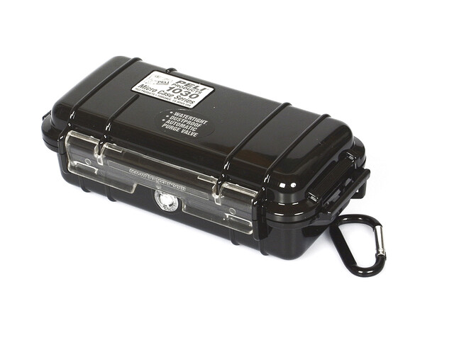 Peli MicroCase 1030, black